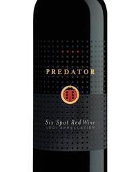 Predator Six Spot Red