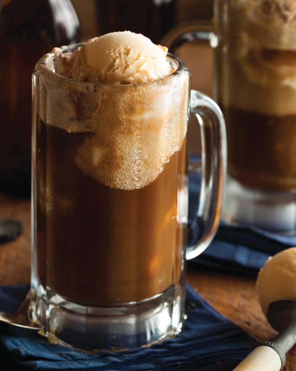 Baileys Irish Coffee Float