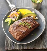 Ribeye Steaks with Lime-Spice Rub