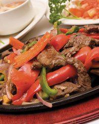 Easy Skillet-Cooked Steak Fajitas