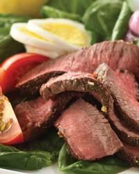Garlic & Herb Top Sirloin Steak Salad