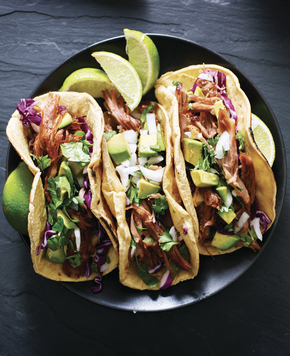 Cinco de Mayo Pork Tacos with Pineapple