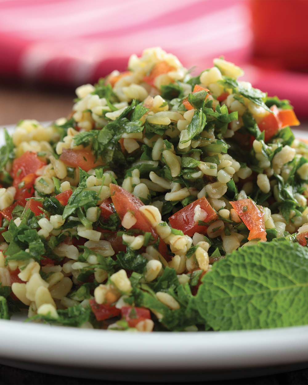 Simple Tabouleh Salad