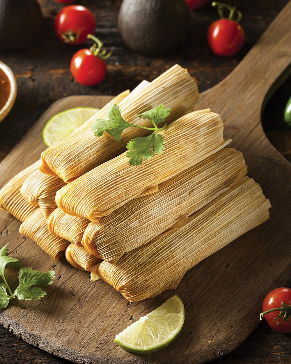 Easy Authentic Tamales
