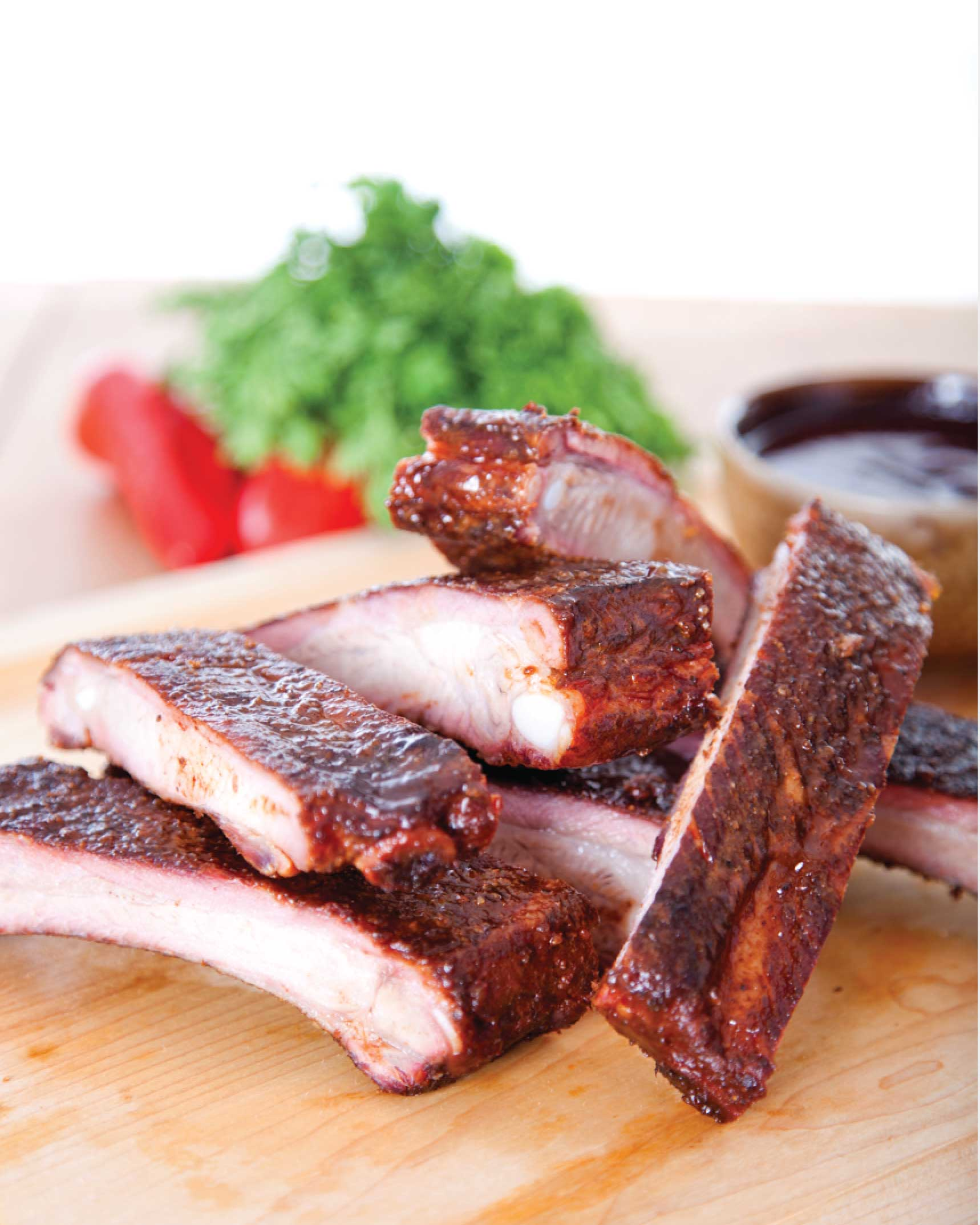 The Absolute Best Pork Spare Ribs