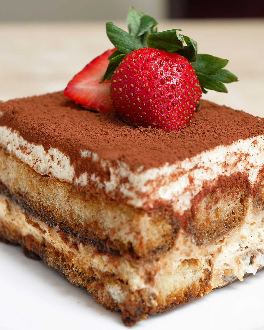 Famous Tiramisú Dessert