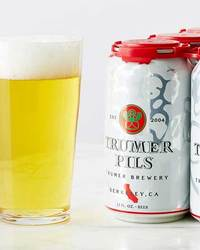 Trumer Pils Cans