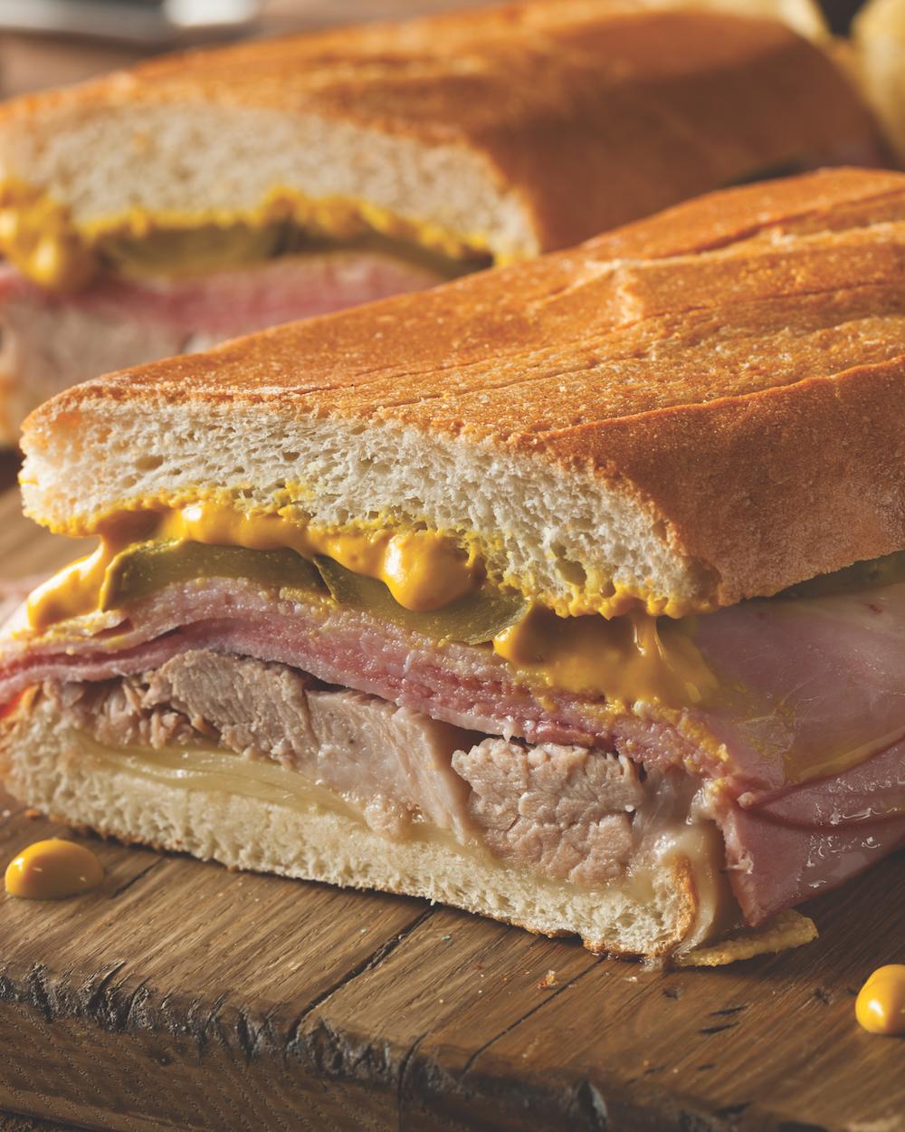 Turkey Cuban Sandwich