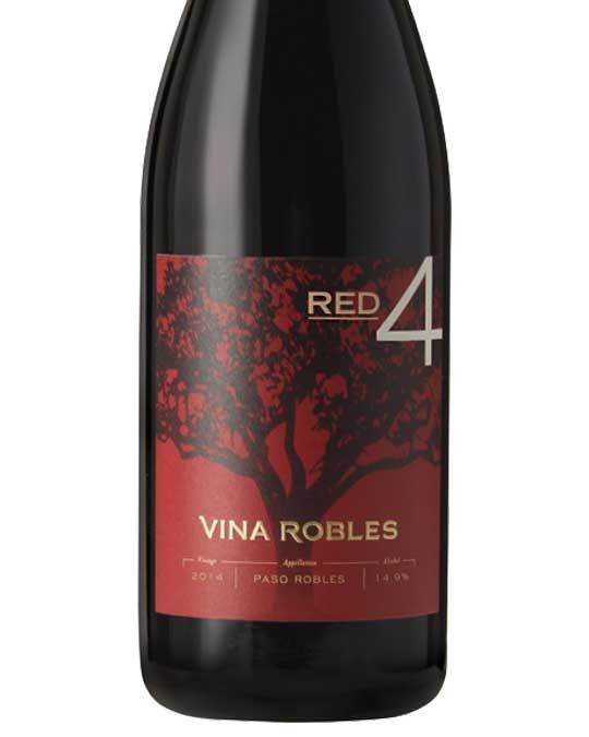 Vina Robles Red4 Petite Syrah