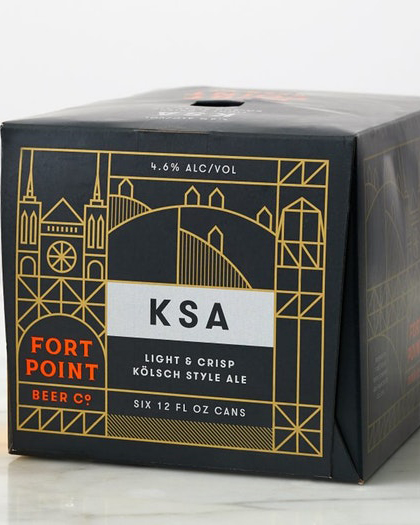 Fort Point KSA Kolsch