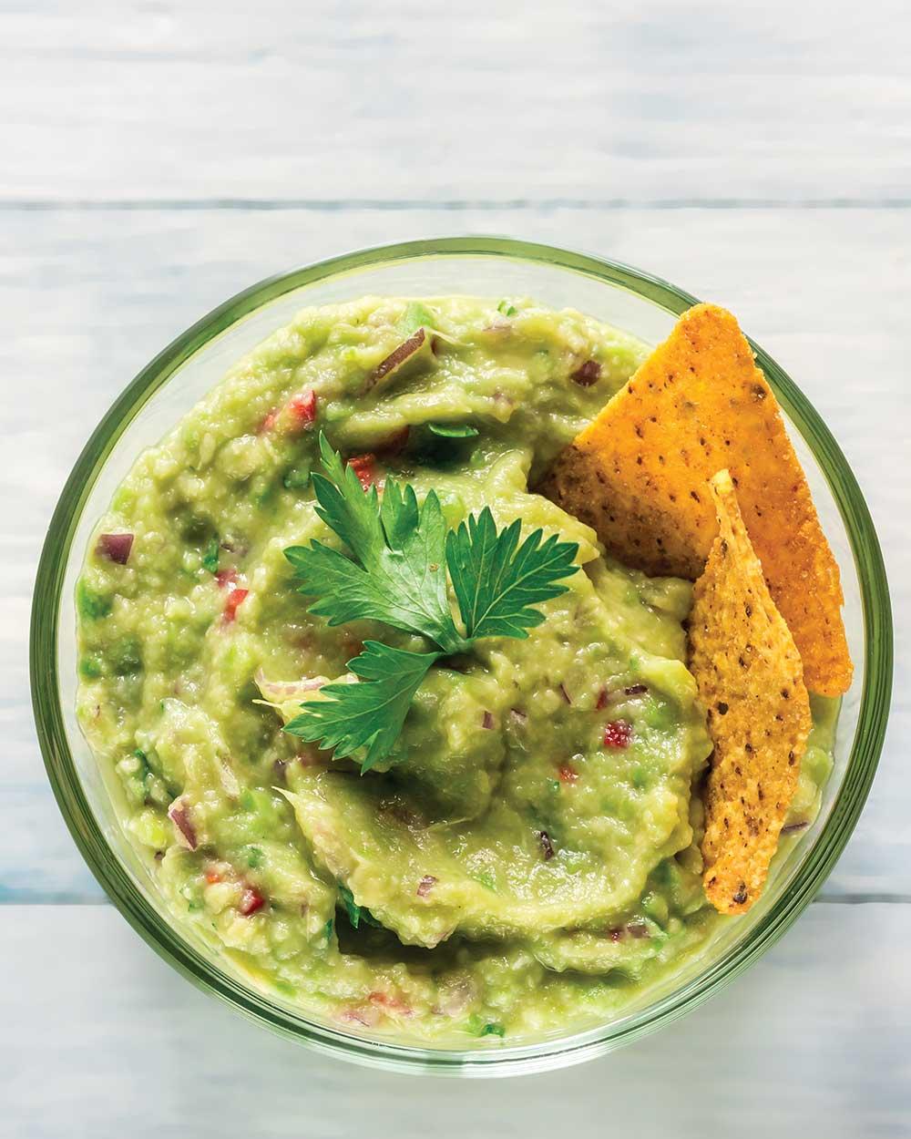 Gluten-Free Guacamole