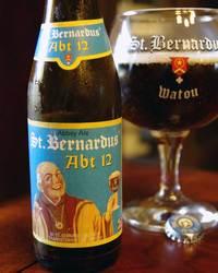 St. Bernardus Belgian Abbey Ale