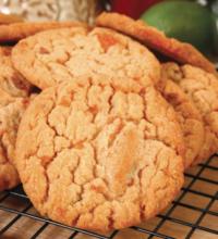 Applesauce-Honey Cookies