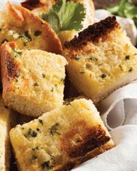 Crispy Garlic French Bread