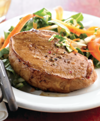 Buttermilk Pork Chops