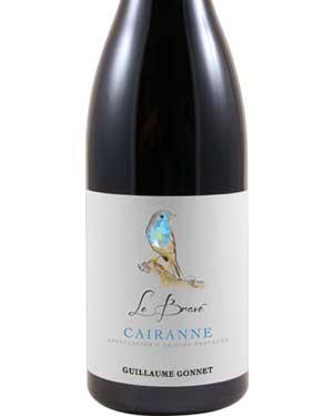 """Guillaume Gonnet Cairanne 2016 """"Le Brave"""""""