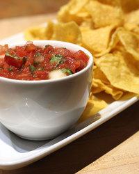 Rustic Tomato Salsa