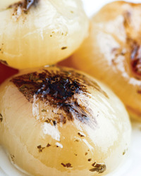Parmesan Grilled Sweet Onions