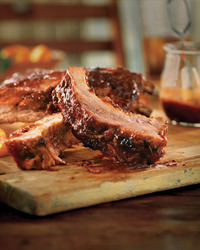BBQ Pork Back Ribs