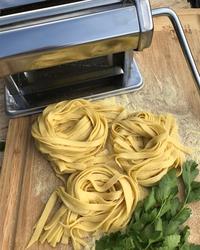 Fresh Fettuccini