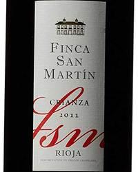 Finca San Martin 2014 Rioja Crianza