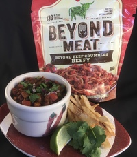 Game Day Tex Mex Vegan Chili