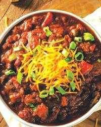 Game Day Ground Beef Chili