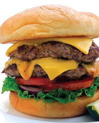 The Ultimate Juicy Burger