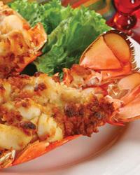 Stuffed Maine Lobsters