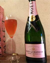 Moet & Chandon Festive Label Imperial Brut Champagne