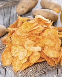 Cajun-Style Potato Chips