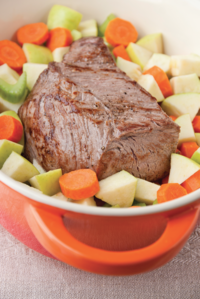 Crock Pot Rib Roast