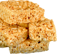 Irresistible Vegan Rice Crispy Treats