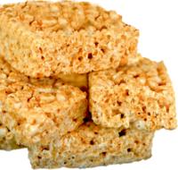 Irresistible Vegan Rice Crispy Treats