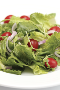 Quick and Easy Romaine Salad