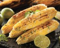 Spicy Corn On The Cob