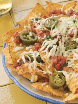 Incredible Vegan Nachos